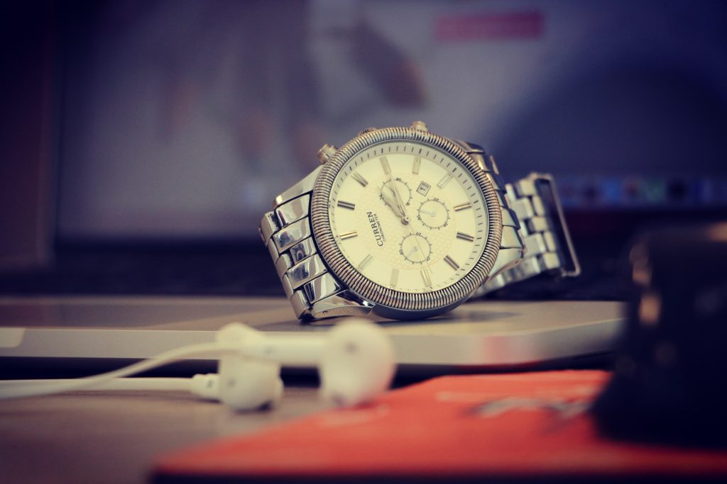 Practice time management.